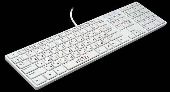 компьютерная клавиатура Oklick 555S
