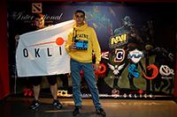 Oklick поддержала мероприятие Электростальской киберспортивной лиги