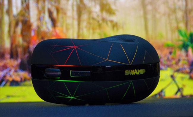 Беспроводная мышь OKLICK 975GW SWAMP