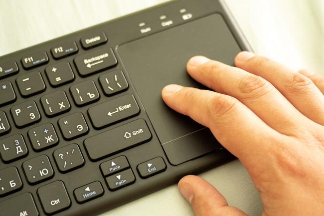 Беспроводная клавиатура OKLICK 830ST