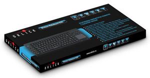 Новые беспроводные клавиатуры Oklick