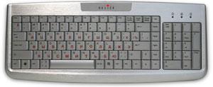 Клавиатура Oklick 580 M