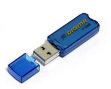 флэш-накопители Digma USB 2.0 Pen Drive 222 512Mb