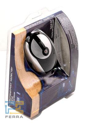 Компьютерная мышь Oklick 343 M