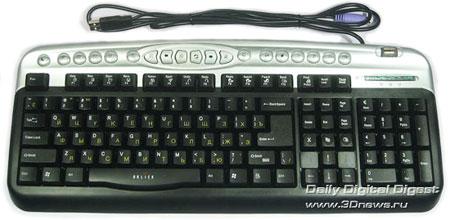 Клавиатура Oklick 330M