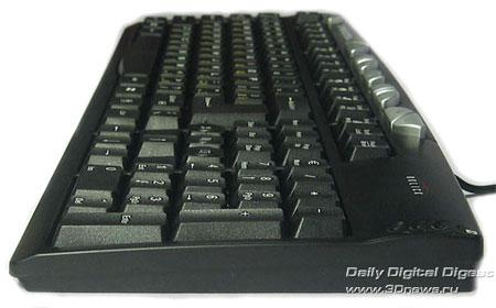 Клавиатура Oklick 510S