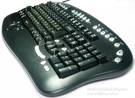 Клавиатура Oklick 770L