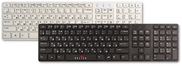 Клавиатура Oklick 555 S