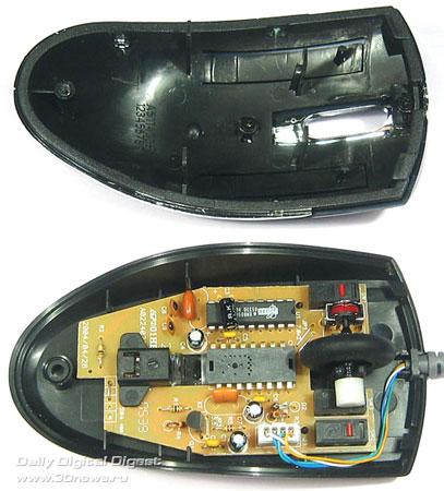 Мышь Oklick 323M