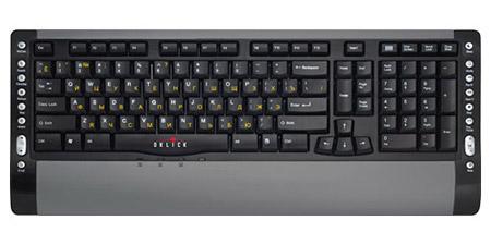 клавиатура Oklick 410 M