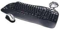 беспроводной мультимедийный комплект Oklick 880L