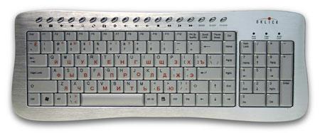 клавиатура Oklick 380 M