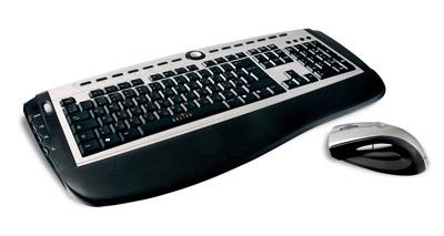 Беспроводной комплект Oklick 860 M