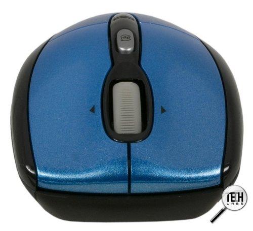Беспроводная мышь Oklick 820 M. Индикатор батареи