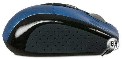 Беспроводная мышь Oklick 820 M. Профиль.