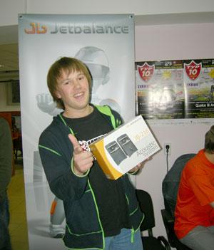 победитель конкурса JB