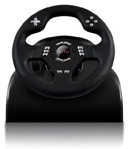 Игровой руль Oklick W-1 Sportline