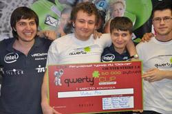 Победители в финальном турнире осенней серии «Cl!ck-NetQwertyLANCup»