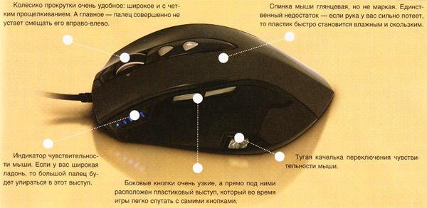 Тесты новой геймерской мыши Oklick Hunter