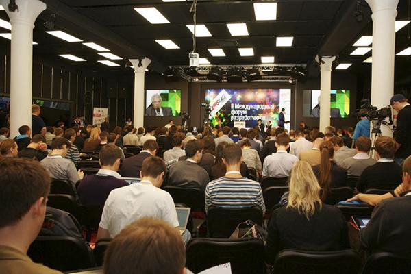 Итоги II Международного форума разработчиков Apps4all