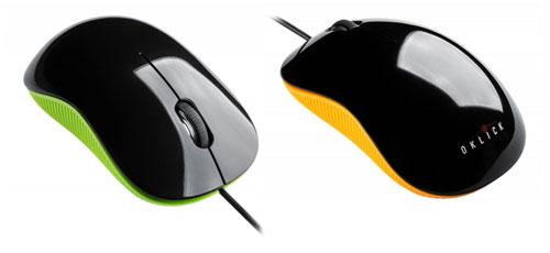 Oklick 165M – не серая мышь!