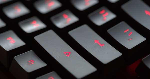 Клавиатура Oklick 930G IRON EDGE