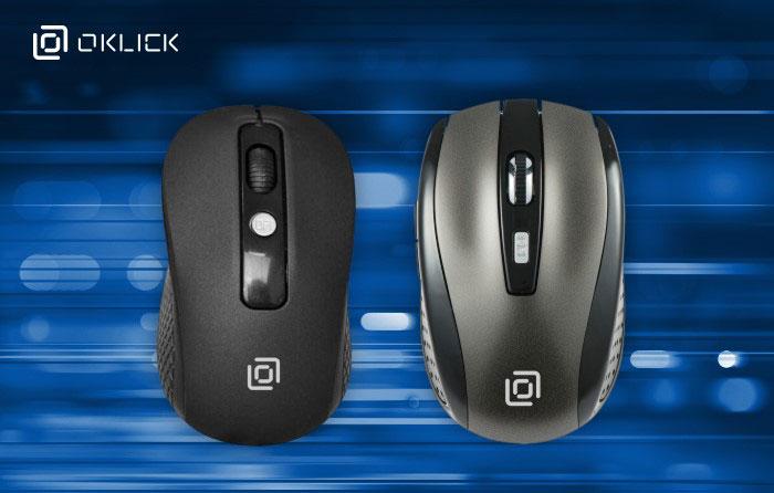 беспроводные мыши OKLICK 645MW и OKLICK 635MB