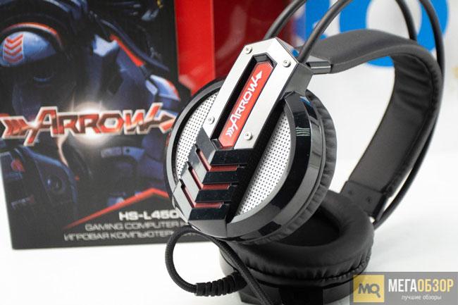 Игровые наушники OKLICK HS-L450G ARROW
