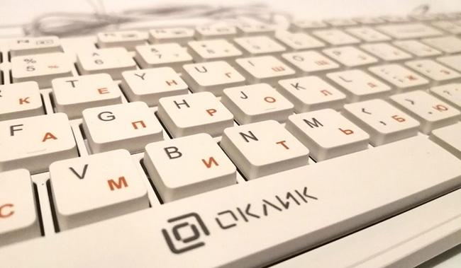 Клавиатура OKLICK 500M
