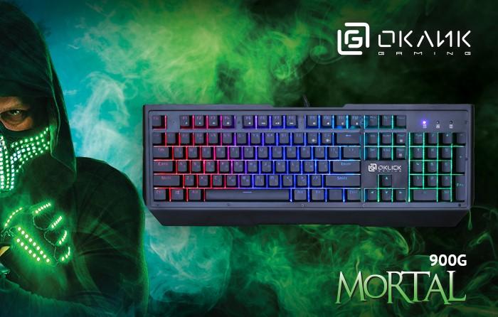 Клавиатура OKLICK 900G Mortal