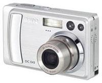 цифровой фотоаппарат BenQ DC E43