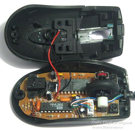 Мышь Oklick 513S