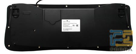 Обратная сторона клавиатуры Oklick 380 M