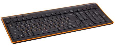 Мультимедийная клавиатура Oklick 440 M